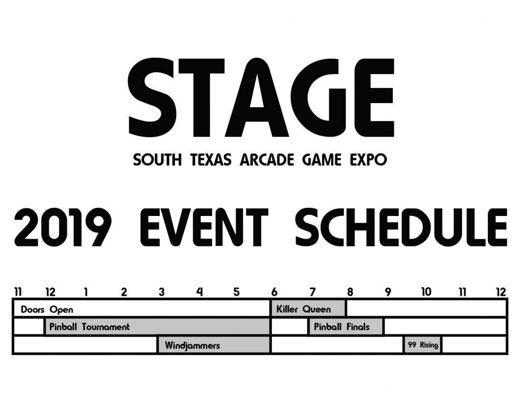 South Texas Arcade Games Expo – STAGEXPO 2019
